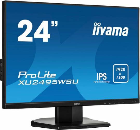 imagine 0 Monitor LED 24 Iiyama XU2495WSU-B1 IPS FullHD 5ms xu2495wsu-b1