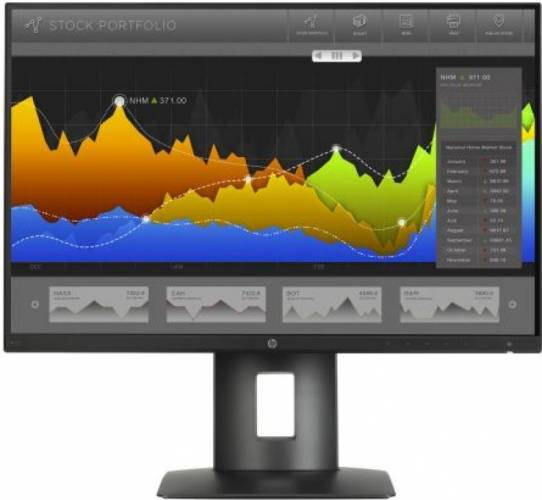 imagine 0 Monitor LED 24 HP Z24nf IPS Full HD Negru k7c00a4#abb_