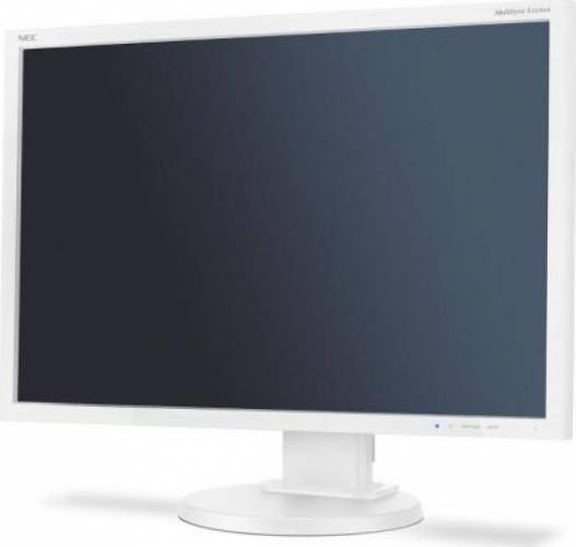 imagine 0 Monitor LED 24 NEC Multi Sync E245WMi WUXGA Alb e245wmi wh/ 60004148
