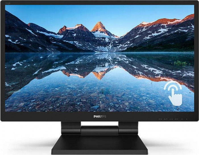 imagine 0 Monitor LED 24 Philips 242B9T/00 FullHD IPS 5ms SmoothTouch 242b9t/00