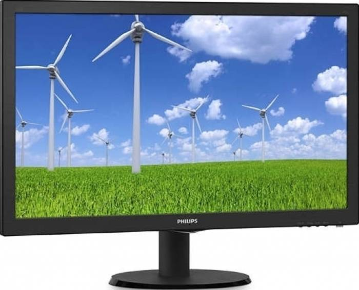 imagine 1 Monitor LED 24 Philips 243S5LSB/00 Full HD 5ms 243s5lsb/00