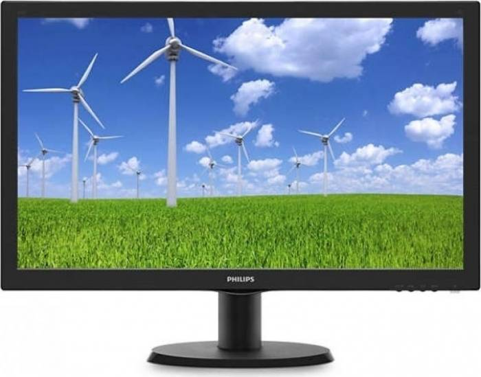 imagine 0 Monitor LED 24 Philips 243S5LSB/00 Full HD 5ms 243s5lsb/00