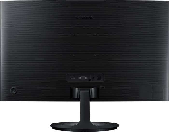 imagine 1 Monitor LED 24 Samsung LC24F390FHUXEN FullHD 4ms Black lc24f390fhuxen