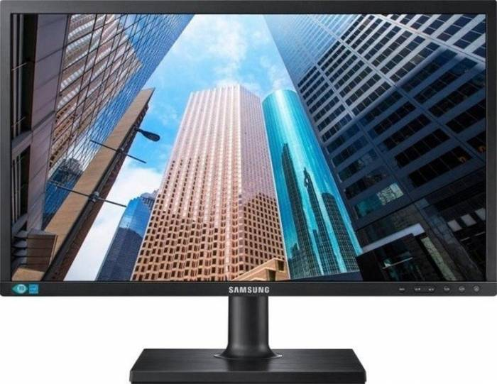 imagine 0 Monitor LED 24 Samsung LS24E45KBSV Full HD 5ms Black ls24e45kbsv/en