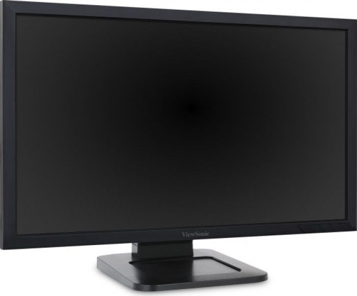 imagine 1 Monitor LED 24 ViewSonic TD2421 Full HD 5ms Touch screens td2421