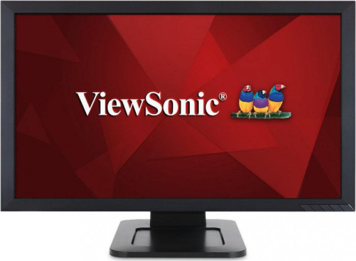 imagine 0 Monitor LED 24 ViewSonic TD2421 Full HD 5ms Touch screens td2421