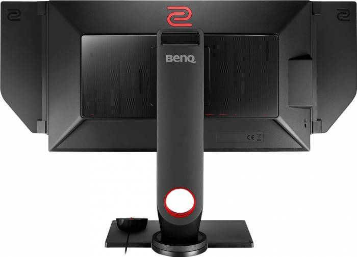 imagine 5 Monitor Gaming LED 24.5 Zowie BenQ XL2546 Full HD 240Hz 1ms GTG xl2546