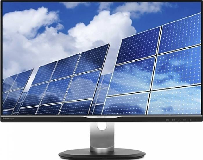 imagine 0 Monitor LED 25 Philips 258B6QJEB00 WQHD Black 258b6qjeb/00