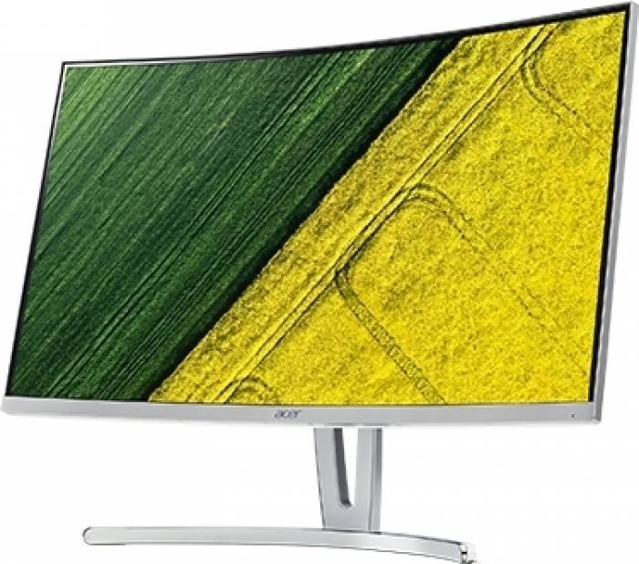 imagine 2 Monitor Curbat LED 27 Acer ED273 Full HD 4ms um.he3ee.005