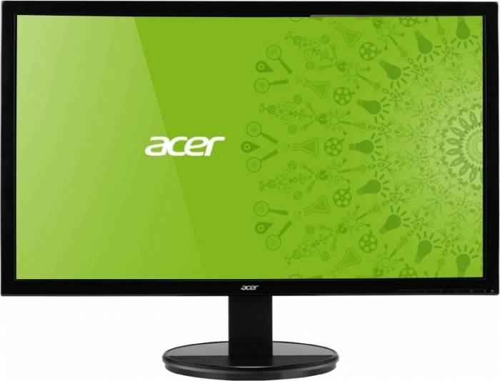 imagine 0 Monitor LED 27 ACER K272HLbd FullHD Negru um.hw3ee.010