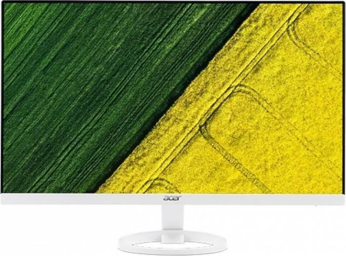 imagine 0 Monitor LED 27 Acer R271 Full HD IPS 4ms Alb um.hr1ee.005