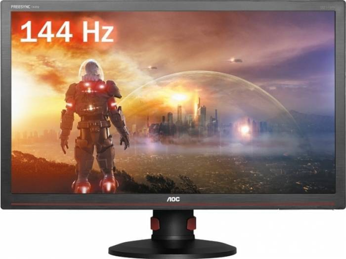 imagine 0 Monitor LED 27 AOC G2770PF FullHD 1ms Black g2770pf
