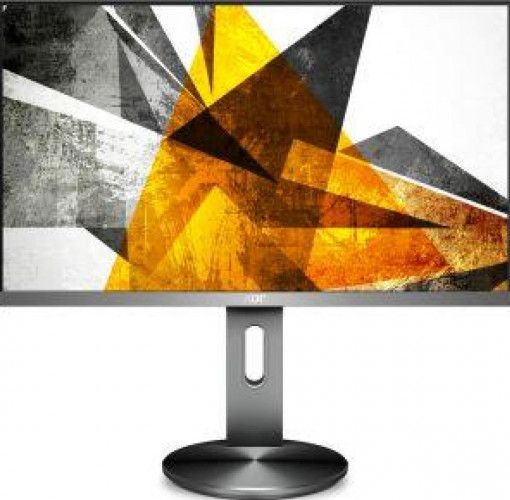 imagine 0 Monitor LED 27 AOC U2790PQU 4K Ultra HD 5ms IPS Boxe u2790pqu