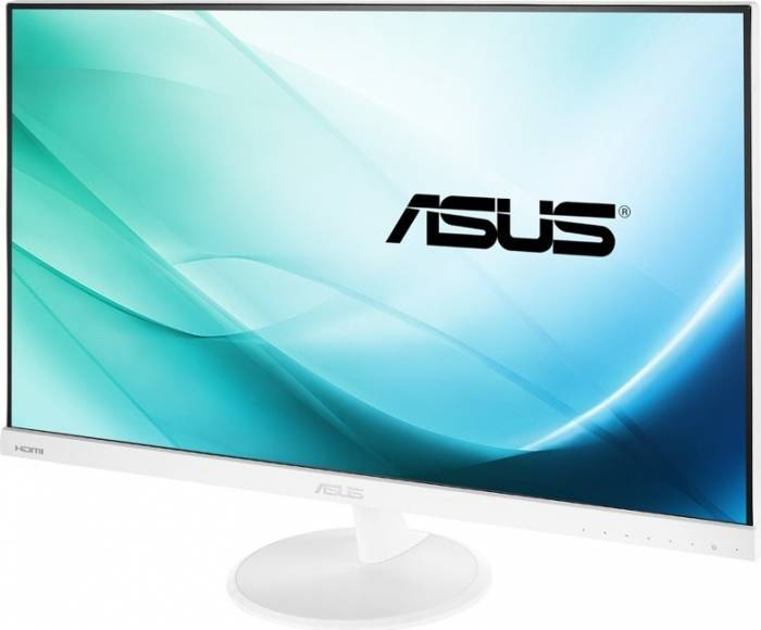 imagine 2 Monitor LED 27 Asus VC279H-W FullHD White vc279h-w