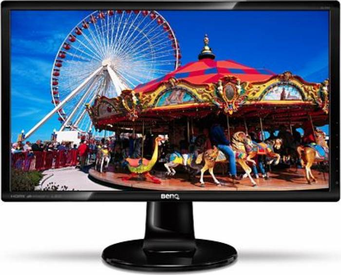 imagine 0 Monitor LED 27 BenQ GL2760HE Full HD 2ms 9h.lc8la.ybe