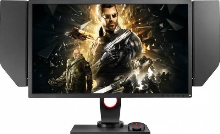 imagine 0 Monitor Zowie LED BenQ Gaming XL2735 27 inch 2K 1ms Black 144Hz 9h.lfhlb.qbe