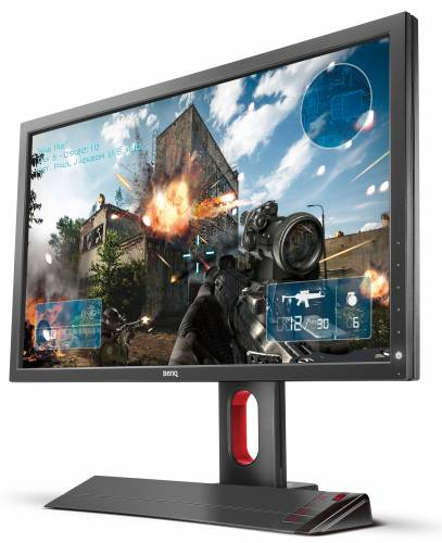 imagine 1 Monitor LED 27 BenQ Zowie XL2720 Full HD 1 ms Negru 9h.lewlb.rbe