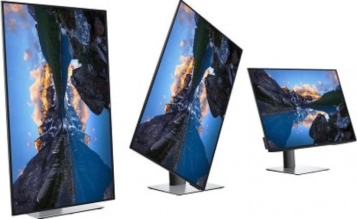 imagine 2 Monitor LED 27 Dell UltraSharp U2719DC QHD IPS 5ms IPS, USB-C u2719dc