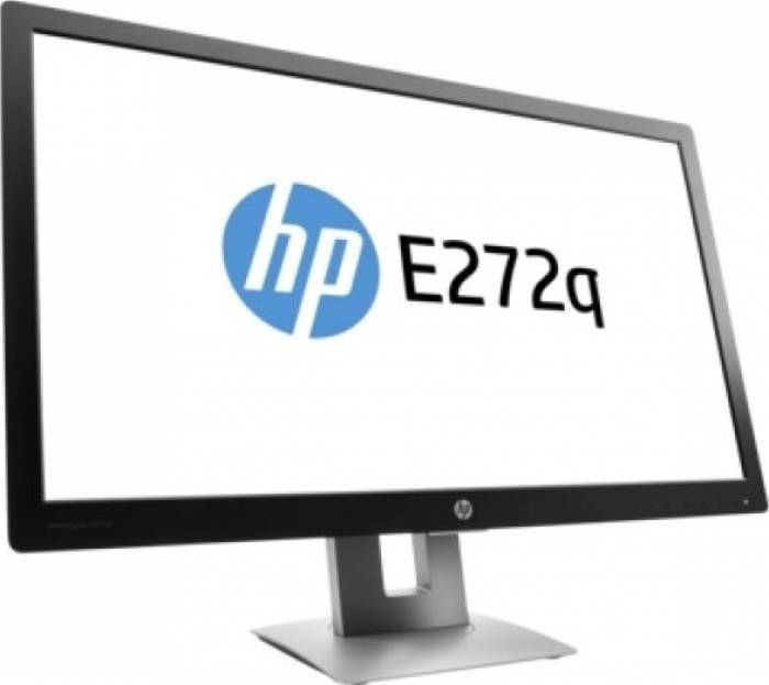 imagine 0 Monitor LED 27 HP EliteDisplay E272q WQHD m1p04aa