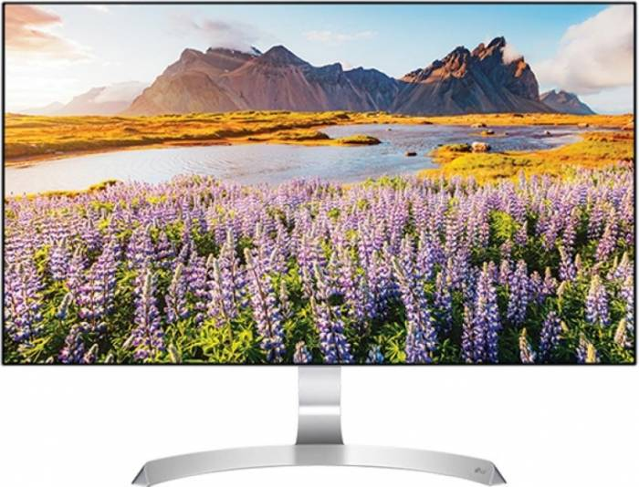 imagine 0 Monitor LED 27 LG 27MP89HM-S Full HD IPS FreeSync 5ms 27mp89hm-s
