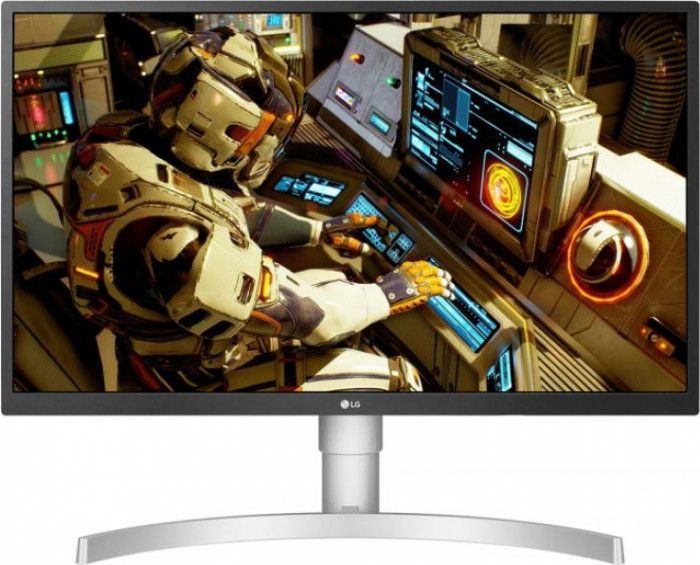 imagine 0 Monitor LED 27 LG 27UL550-W 4K Ultra HD 5ms IPS 27ul550-w