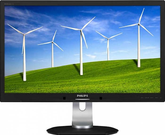 imagine 0 Monitor LED 27 Philips 272B4QPJCB QHD 4ms GTG Negru 272b4qpjcb/00