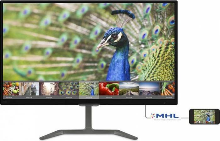 imagine 0 Monitor LED 27 Philips 276E7QDAB/00 Full HD IPS 5ms 276e7qdab/00