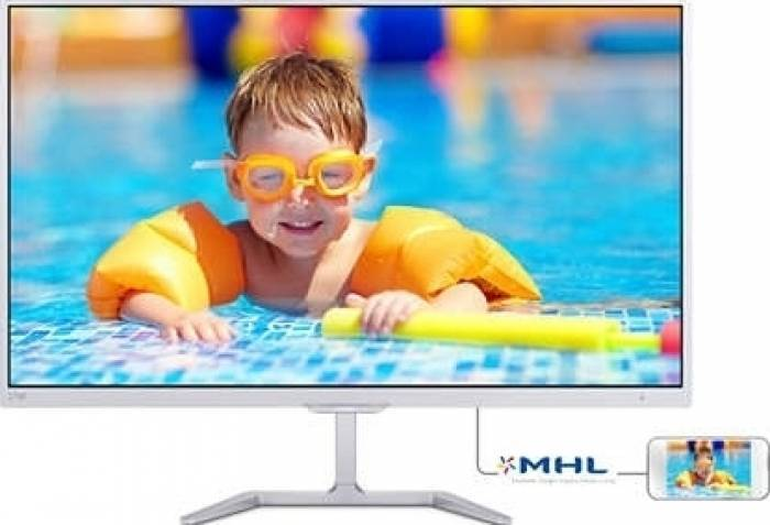 imagine 0 Monitor LED 27 Philips 276E7QDSW FullHD Silver 276e7qdsw/00