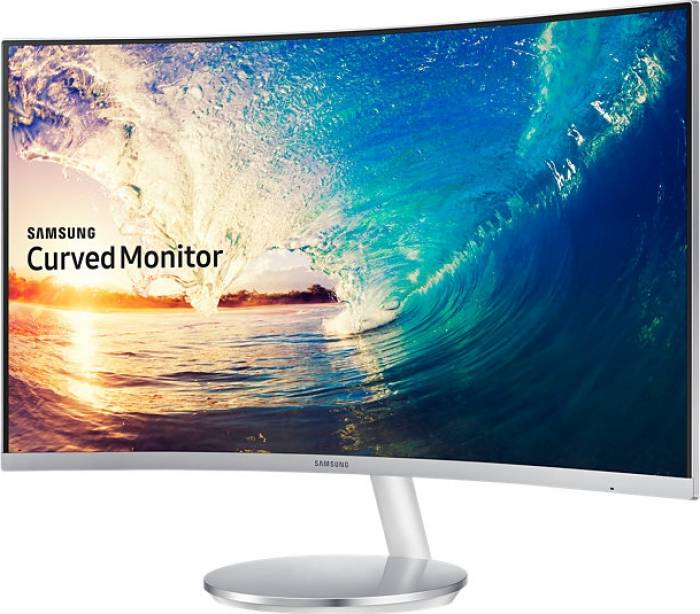 imagine 4 Monitor LED 27 Samsung LC27F591FDUXEN 4ms FullHD Curved C27F591FDU