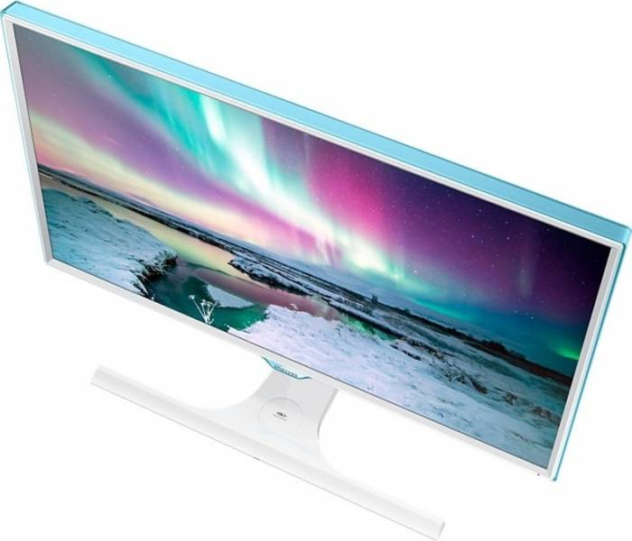 imagine 3 Monitor LED 27 Samsung LS27E370DS FullHD 4ms White ls27e370ds/en