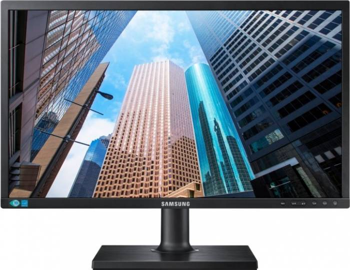 imagine 1 Monitor LED 27 Samsung LS27E45KBS/EN Full HD 5ms ls27e45kbs/en