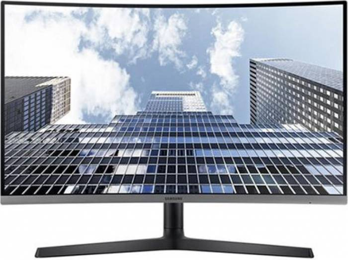imagine 0 Monitor LED 27 Samsung LS27H650FDUXEN SH65Full HD 5ms Negru ls27h650fduxen