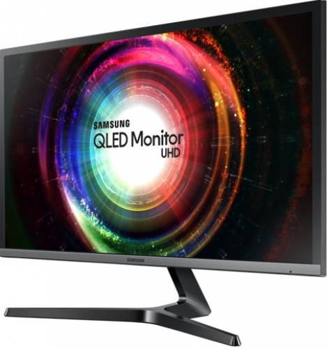 imagine 2 Monitor LED 28 Samsung LU28H750UQUXEN 4K UHD Quantum Dot FreeSync 1ms lu28h750uquxen