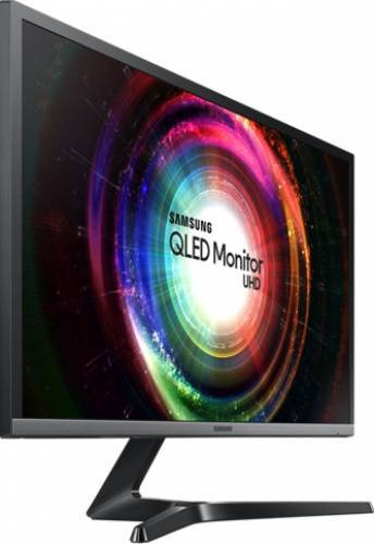 imagine 6 Monitor LED 28 Samsung LU28H750UQUXEN 4K UHD Quantum Dot FreeSync 1ms lu28h750uquxen