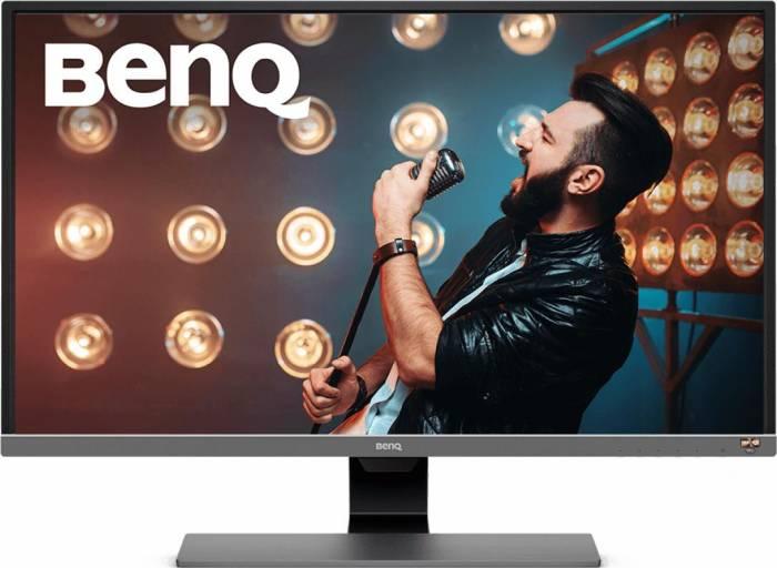 imagine 0 Monitor LED 31.5 BenQ EW3270U 4K Ultra HD 4 ms FreeSync Boxe 9h.lgvla.tse