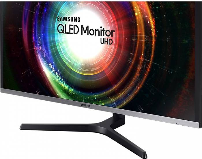 imagine 2 Monitor LED 32 Samsung LU32H850UMUXEN 4K UHD 4ms Quantum Dot lu32h850umuxen