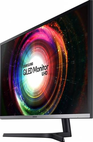 imagine 6 Monitor LED 32 Samsung LU32H850UMUXEN 4K UHD 4ms Quantum Dot lu32h850umuxen
