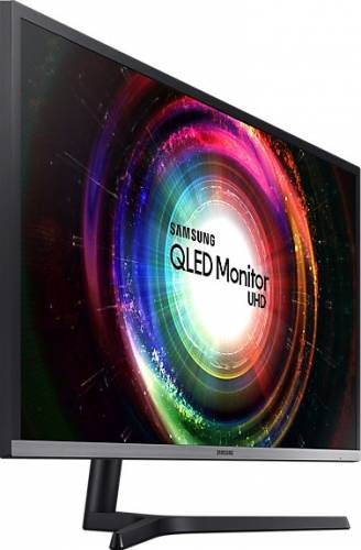 imagine 7 Monitor LED 32 Samsung LU32H850UMUXEN 4K UHD 4ms Quantum Dot lu32h850umuxen