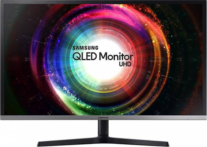 imagine 0 Monitor LED 32 Samsung LU32H850UMUXEN 4K UHD 4ms Quantum Dot lu32h850umuxen