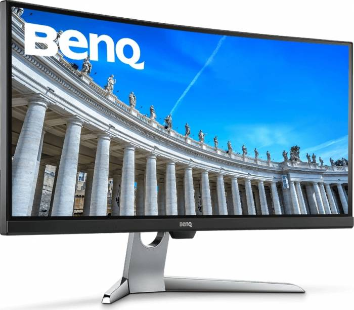 imagine 2 Monitor Curbat LED 35 BenQ EX3501R UWQHD 4ms FreeSync 100Hz HDR 9h.lgjla.tse