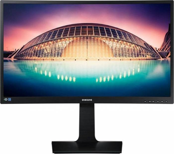 imagine 0 Monitor LED 27 Samsung LS27E65KCS Curbat Full HD 4 ms Negru ls27e65kcs/en