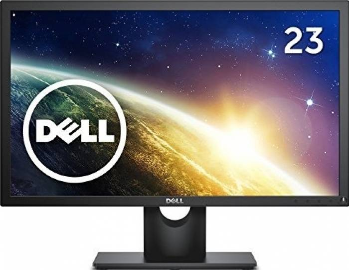 imagine 0 Monitor LED Dell E2316H 23 inch Full HD Negru e2316h