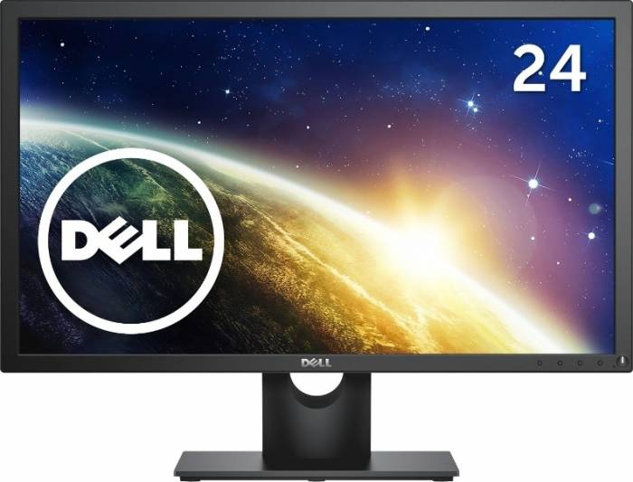 imagine 0 Monitor LED Dell E2416H 24 inch Full HD Negru e2416h