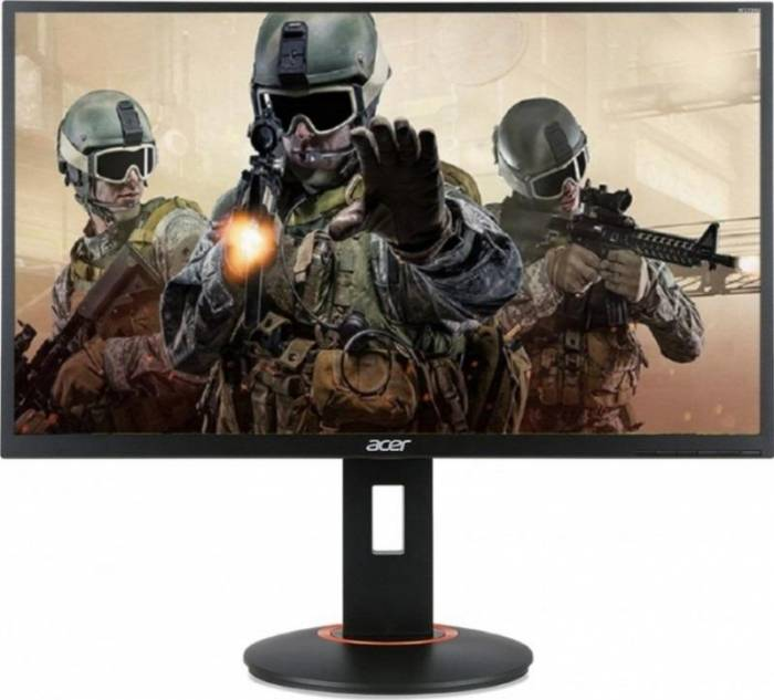 imagine 0 Monitor Gaming LED 27 inch Acer XB270HUDB WQHD 1 ms Negru um.hb0ee.d01