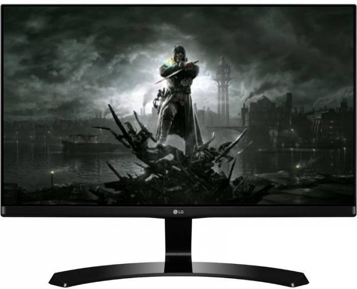 imagine 0 Monitor Gaming LED 27 LG 27MP68VQ-P IPS Full HD 5ms FreeSync 75Hz Negru 27mp68vq-p.aeu