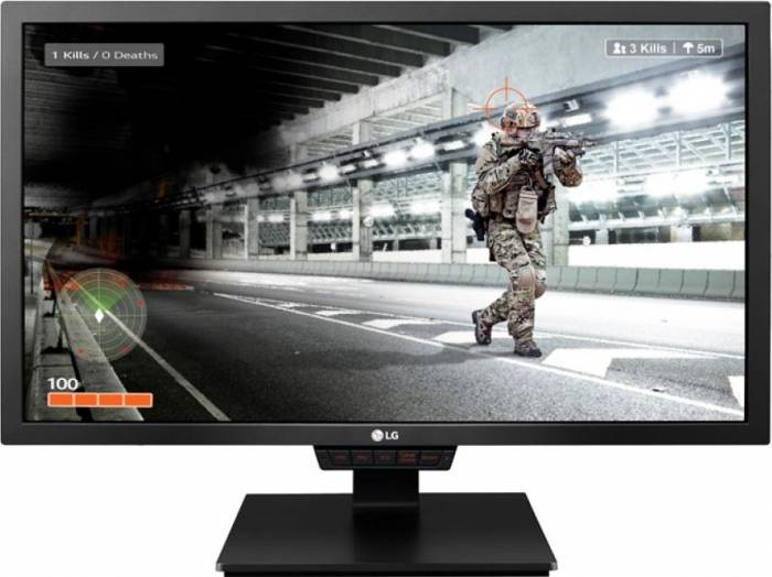 imagine 0 Monitor LED Gaming LG 24GM79G-B 24 1ms FreeSync 144Hz 24gm79g-b
