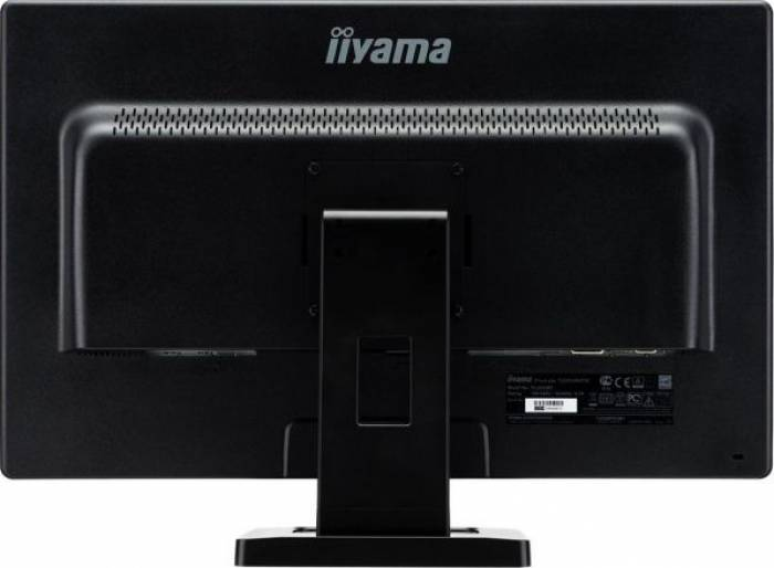 imagine 2 Monitor Touchscreed 22 Iiyama Prolite T2253MTS-B1 Full HD Boxe 2ms Black t2253mts-b1