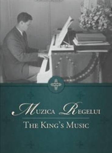 imagine 0 Muzica Regelui. The Kings Music - Carte + Cd 978-606-588-222-5