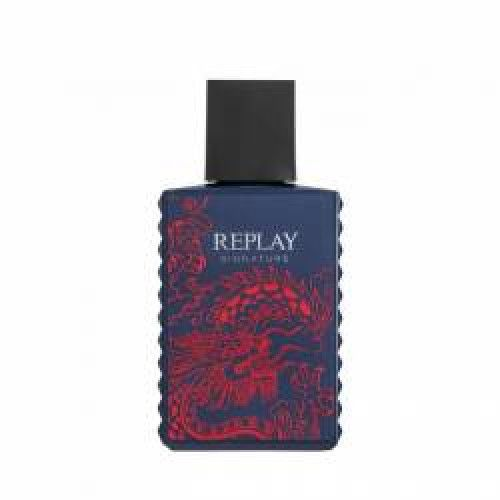 imagine 0 Parfum Replay Signature Red Dragon for man edt 30 ml 1991252