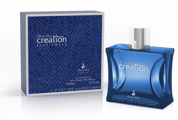 imagine 0 Parfum de barbati Baug Sons Creation Blue Tweed 100ml pf001